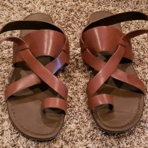 Womens sandals size 9.5 M